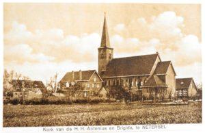 1932 Ansicht Kerk Netersel