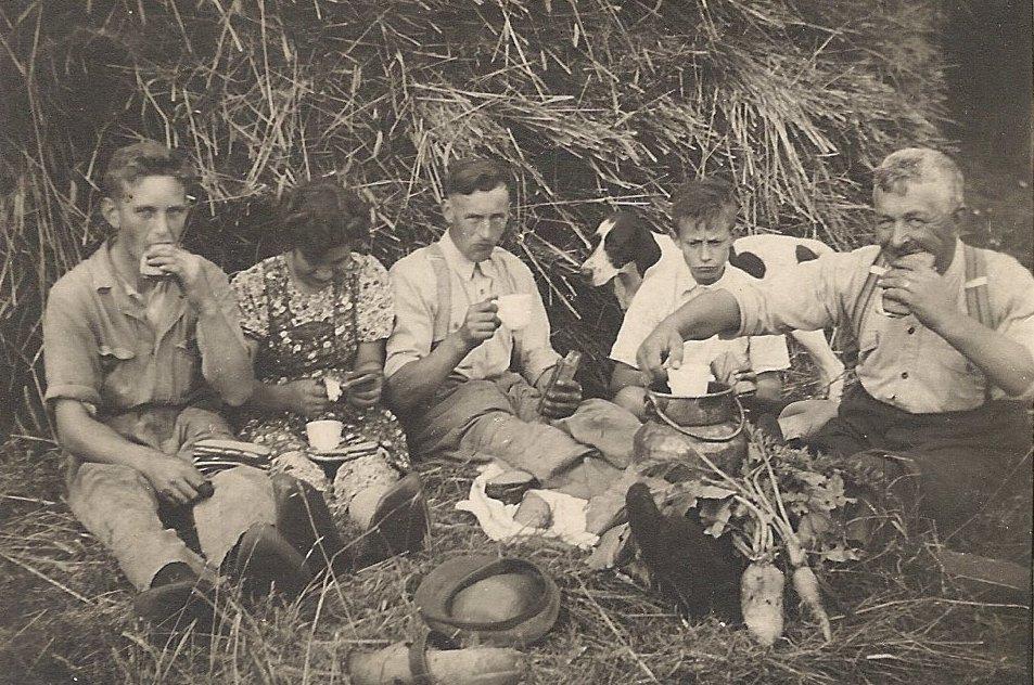 1942 fam vd Heijden