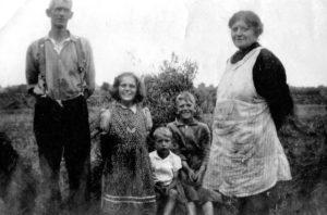 Familie vd Heijden-Couwenberg